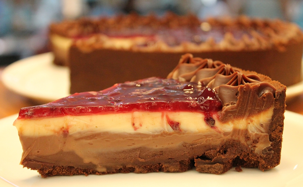 Foto_001-2015 (Torta 3 Chocolates - Cafehaus Gloria)