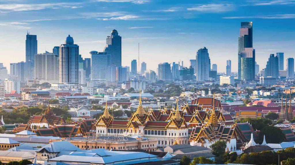 Bangkok tem o moderno e o tradicional para você e seus amigos viajarem