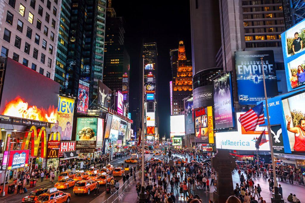 Nova York é sim a capital da amizade! E parte da lista dos 6 destinos para viajar com amigos