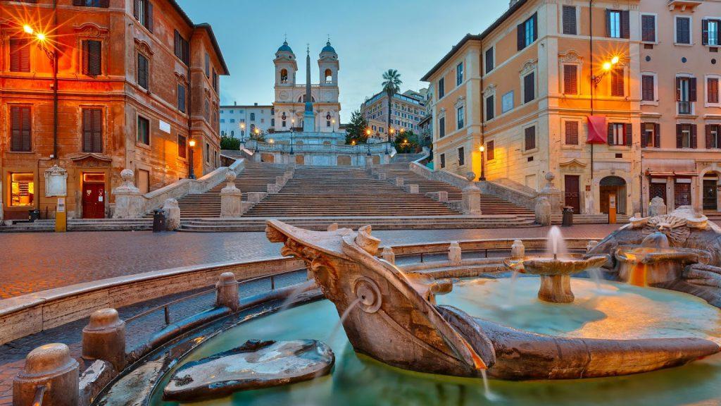 6 destinos para viajar com amigos: Roma na lista