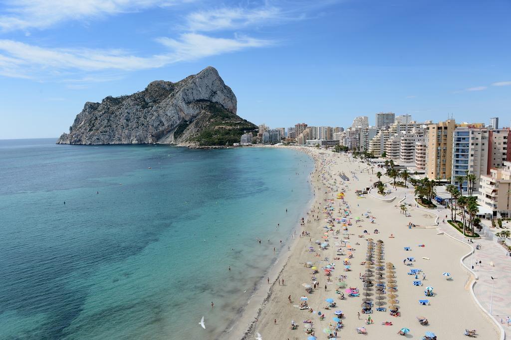 Costa Blanca, na Espanha, está entre os cinco destinos para relaxar pelo mundo