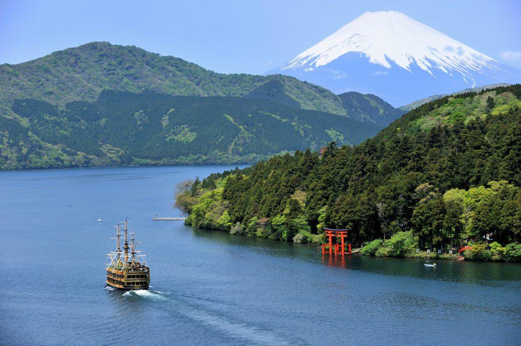 Kanagawa, no Japão, figura entre os locais para relaxar pelo mundo