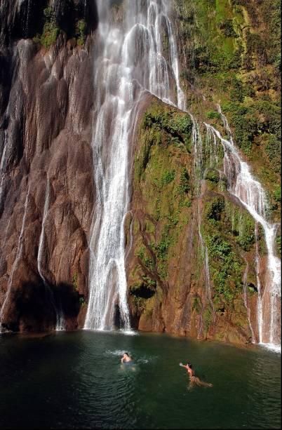 Cachoeira da Bodoquena, Mato Grosso do Sul