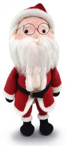 5 receitas grátis de amigurumi de Natal - Receitas de crochê   300x139