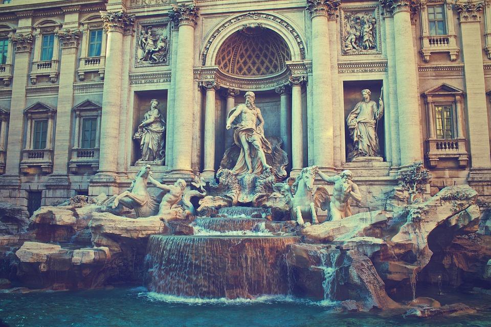 A Fontana Di Trevi é o ponto turístico do mundo mais preferido pelos brasileiros