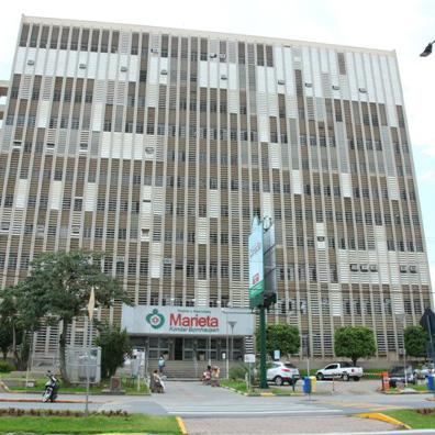 80% dos atendimentos no PS do Hospital Marieta são acidentes de trânsito