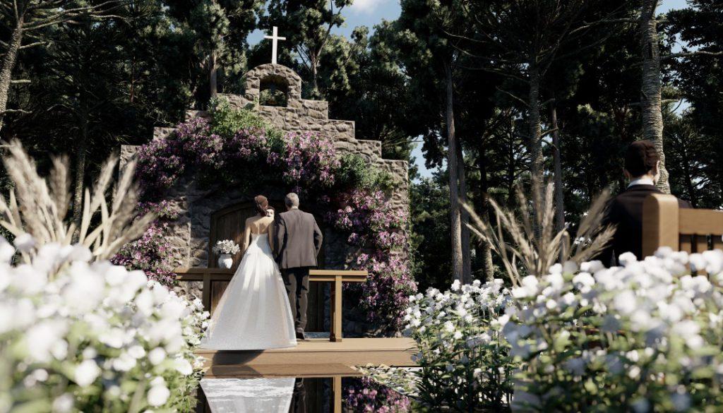 Casamentos serão realizados no novo Indaiá Frohsinn