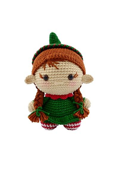 Notícias em destaque em 23 de julho de 2021 Novos Kits de Amigurumi com temática de Natal chegam ao mercado.
