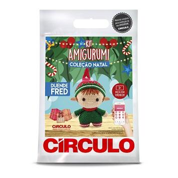 Círculo S/A lança cinco novos modelos dos Kits Amigurumi – Coleção Natal e está entre as Notícias em destaque em 23 de julho de 2021