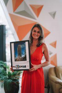 Construtora de Itajaí ganha um dos mais influentes prêmios de arquitetura do mundo