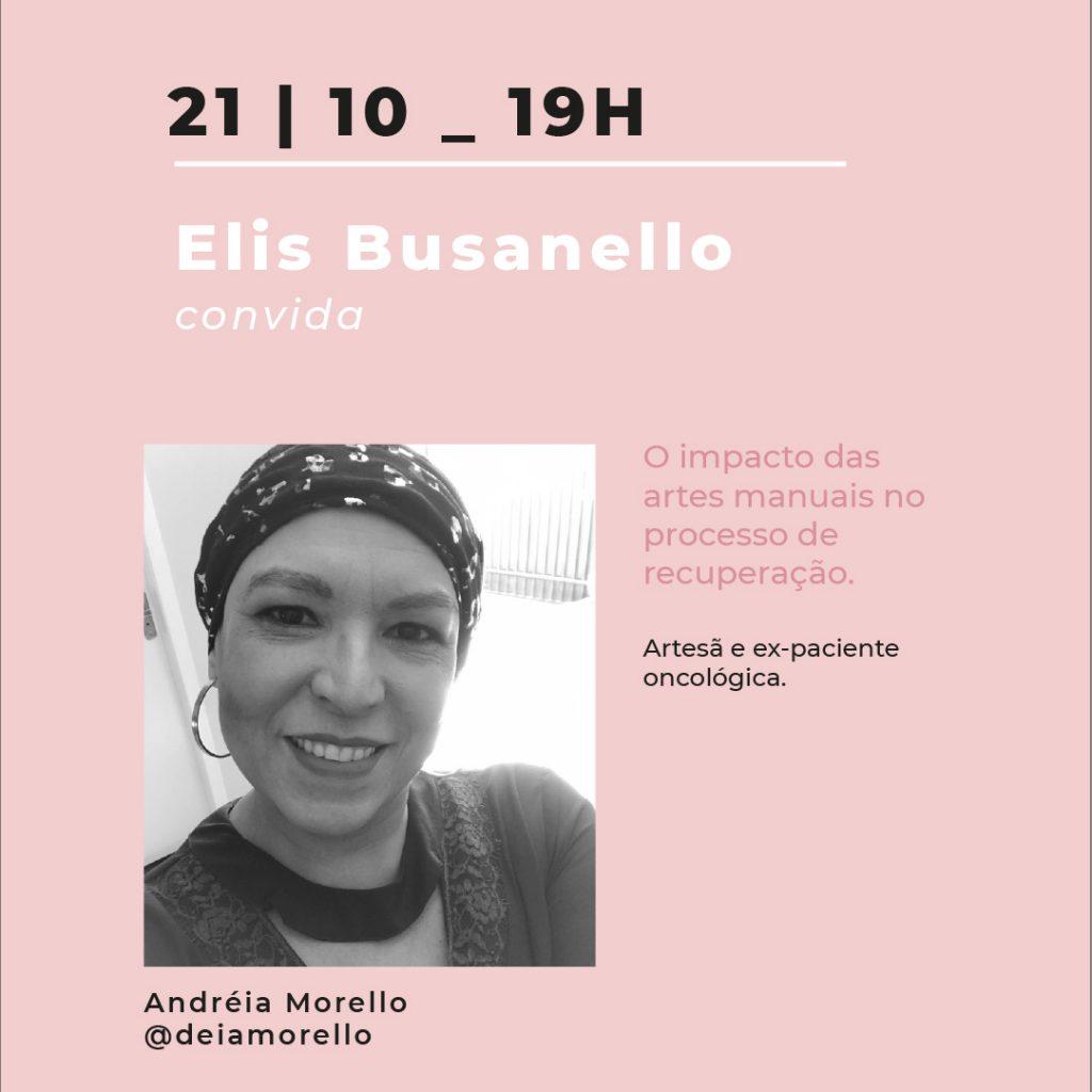 Série de lives celebra o Outubro Rosa reunindo histórias inspiradoras